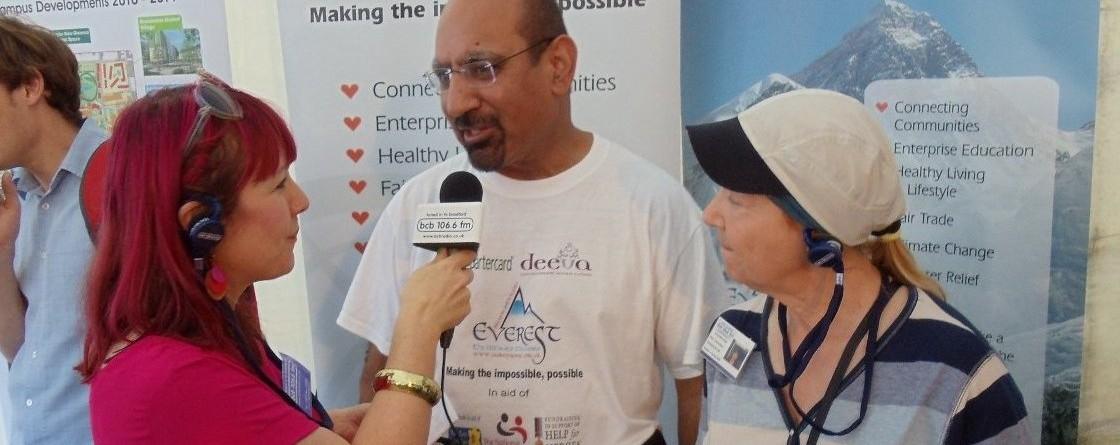 Zulfi Hussain philanthropist